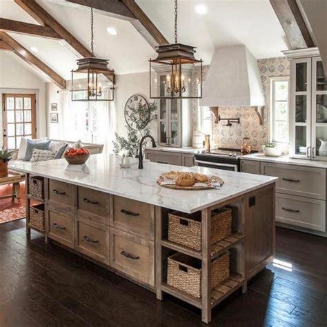 www kitchen ideas 2018 20 farmhouse kitchen ideas on a budget for 2018 onechitecture