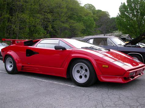 1986 Lamborghini Countach 1986 Lamborghini Countach Information And Photos Momentcar