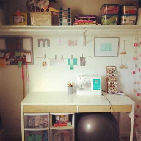 Closet Sewing Room by Sewing Room In Closet Home Fa La La