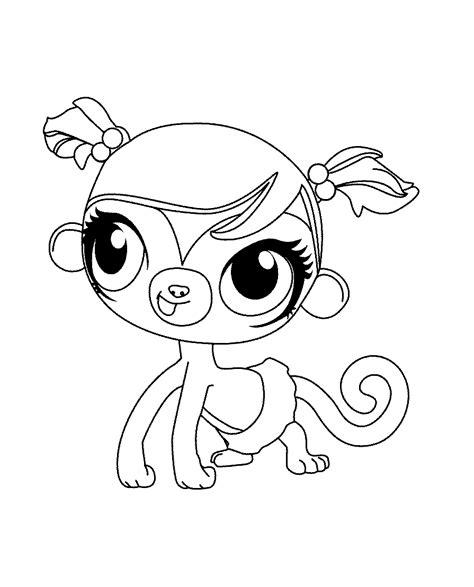 littlest pet shop coloring pages bunny 90 little pet shop buttercream sunday coloring pages