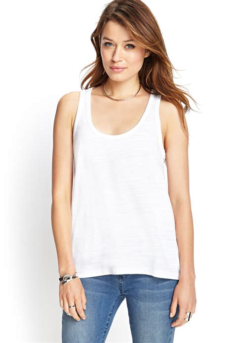 Tank Top Cantik 6 plain white tank top www pixshark images galleries with a bite