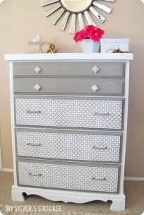 remodelaholic decorative dresser makeover