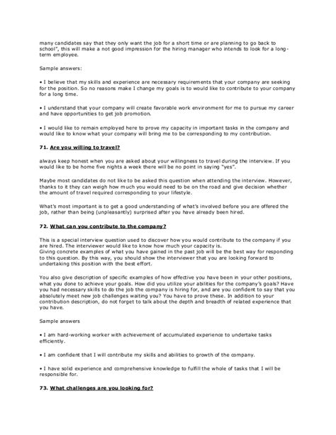 25 interview questions for a biography case study interview questions answers