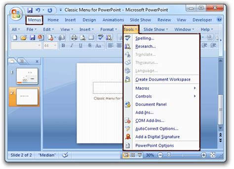 menu design tool how to make a transparent picture in powerpoint 2007 and