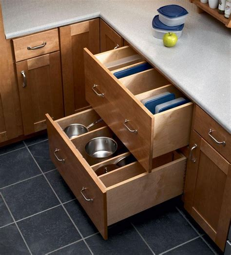 Kitchen Storage Cabinets For Pots And Pans by 13 Best Images About Pots And Pans Storage On