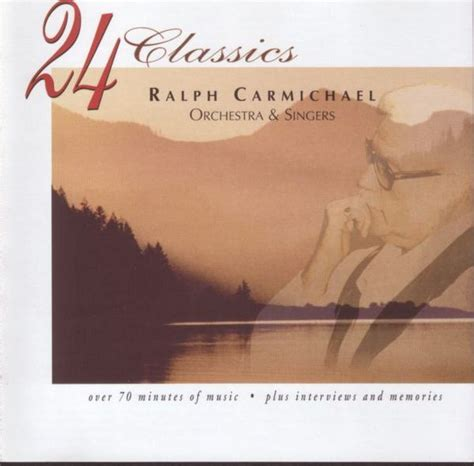 A Place By Ralph Carmichael The Ralph Carmichael Orchestra 24 Classics 1996