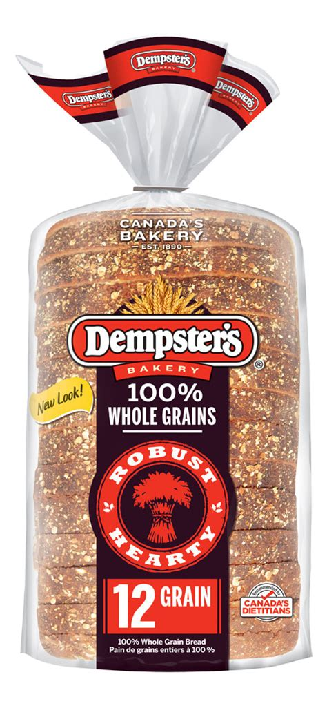 whole grains 12 grain bread dempster s 174 100 whole grains 12 grain bread dempster s
