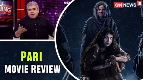 queen film review rajeev masand pari movie review by rajeev masand anushka sharma and