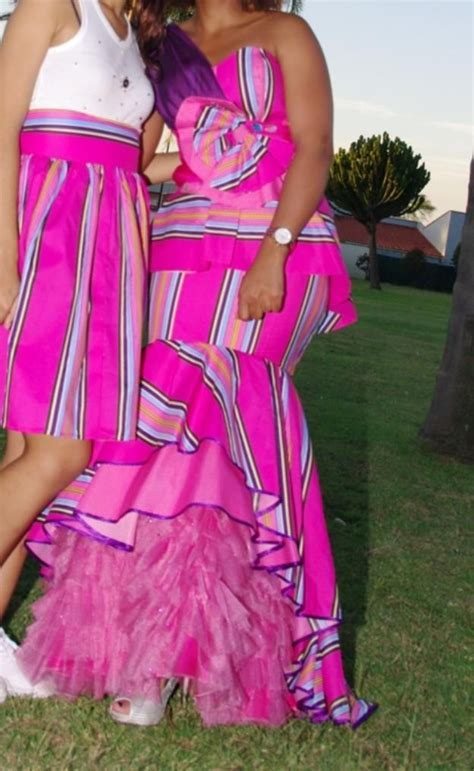 Modern Venda Traditional Wedding Dress   African attire