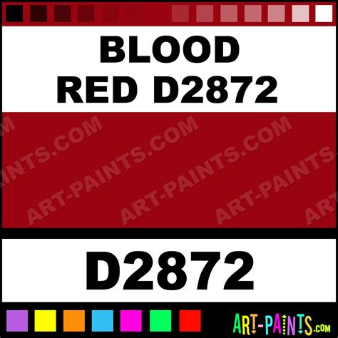 blood red paint blood red d2872 reusche stained glass and window paints