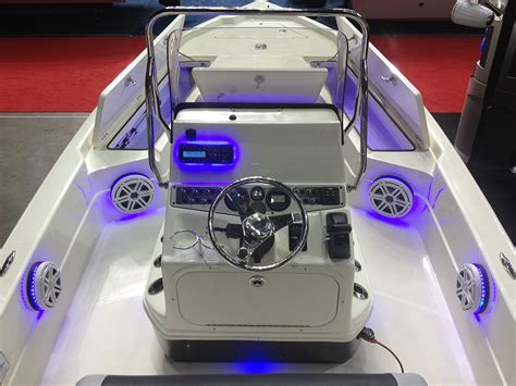 boat marine stereo systems metairie client adds marine audio system to 24 foot skeeter