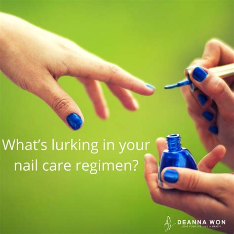 Speaking Of Healthy Nails by Manicure Keynotes To Your Live In Health