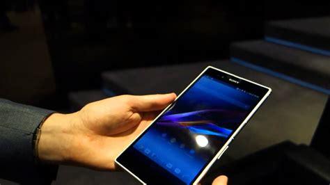 Lensa Sony Z Ultra sony lanza el xperia z ultra pantalla de 6 4 pulgadas y 6