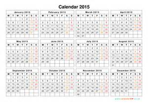 year calendar template 2015 2015 yearly calendar template calendar template 2016