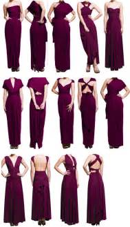 Convertible Infinity Dress Pattern One Dollar Wonders Diy Infinity Wedding Dress Save