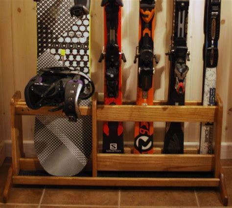 Garage Ski Storage Ideas 25 Best Ideas About Ski Rack On Ski Store