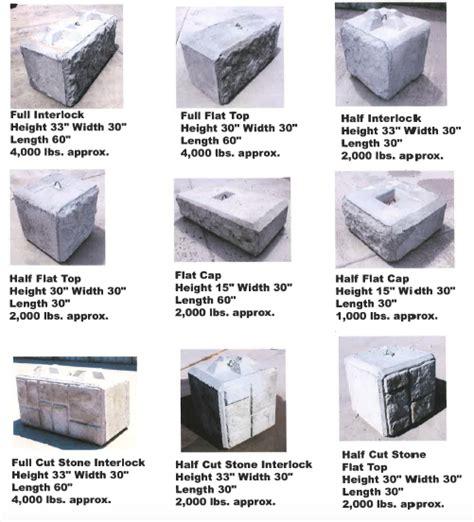 decorative solid concrete blocks concrete blocks rock solid concrete