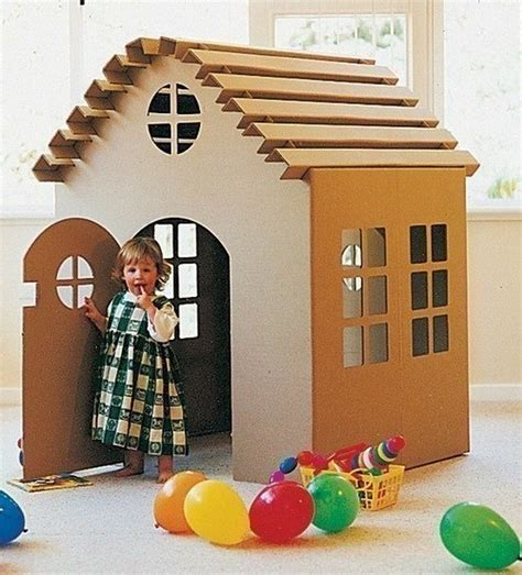 cardboard houses for kids diy kids games and activities can make with cardboard boxes recycled things