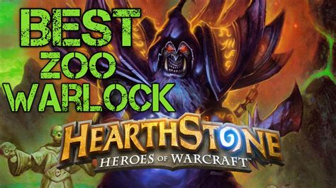 hs zoo deck hearthstone zoo warlock deck building guide german let s