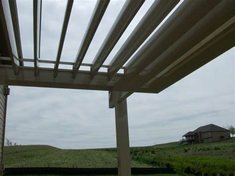 equinox louvered roof mike jansen custom cedar decks equinox louvered roof