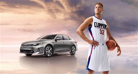 Griffin Commercial Kia Nba All Griffin Gets Into The Zone With 2016
