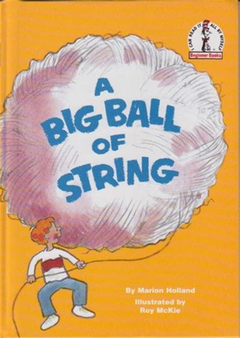 String Book - a big of string by marion reviews