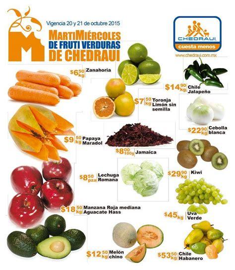 martes y miercoles de frutas y verduras chedraui 28 y 29 de enero chedraui martes y mi 233 rcoles de frutas y verduras 20 y 21