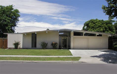 eichler style home steve jobs modern childhood home may have incubated his