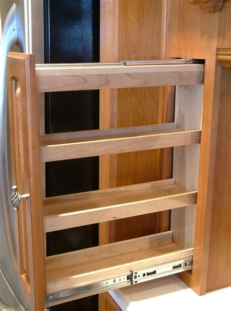 spice racks for cabinets under cabinet spice storage home design ideas