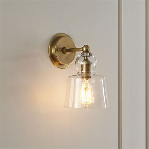 Crate And Barrel Wall Sconce 45 Best Images About Lighting On Circa Lighting Wall Sconces And Semi Flush Lighting