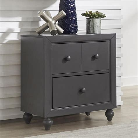 Cottage Nightstand by Cottage View Cottage Style Nightstand With Bun