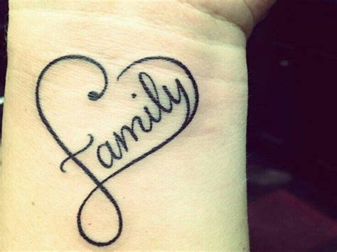 family heart tattoos gorgeous family tattoos tattoos beautiful