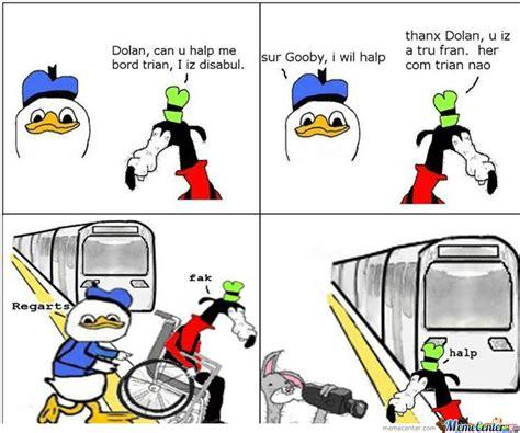 Gooby Meme - gooby go dei lel by dolan dusney meme center