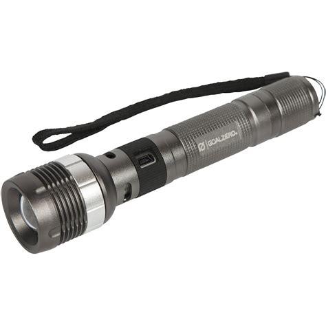 goal zero bolt focus rechargeable led flashlight gz 90106 b h