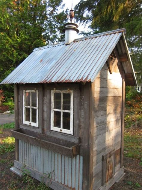 Coop Sheds by Redirecting