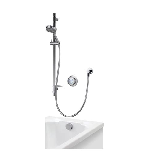 bath shower diverter valve aqualisa rise concealed shower valve and diverter with adjustable and overflow bath filler