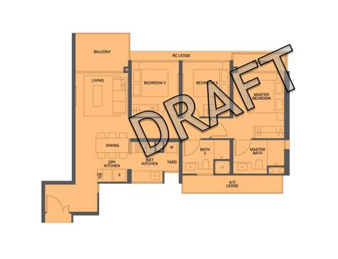 canopy floor plan clement canopy floor plan 3 br 990 sqft temasekhome