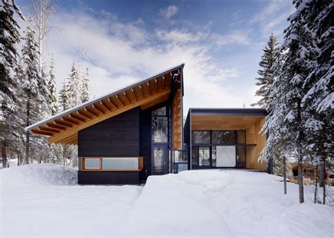 Rocky Mountain Weekend Home With Modern Scandinavian Flare Rocky Mountain House Design Guidelines