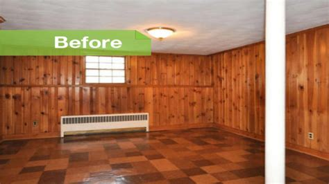 wood paneling makeover before and after exterior flooring options painted wood paneling ideas
