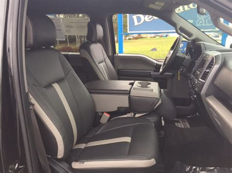 Custom Leather Interior by Ford F 150 2015 Custom Leather Auto Interior Decorators