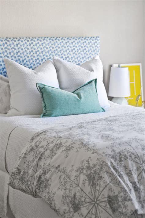 easy fabric headboard sarah m dorsey designs super simple upholstered