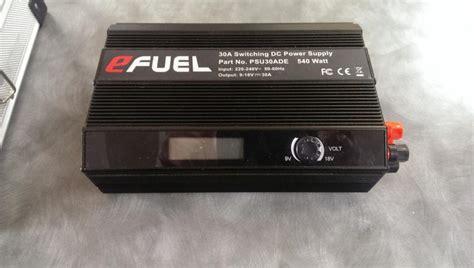 Sale Power Supply Prospec Cronus elan r prospec chargers sky rc e fuel 30a power supply r c tech forums
