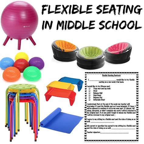 Flexiblelove Chair Seats One Two Eight by Seating In Middle School
