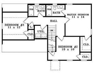 average square footage of a 4 bedroom house exceptional 2 story 4 bedroom house plans 6 4 bedroom 2 story house floor plans