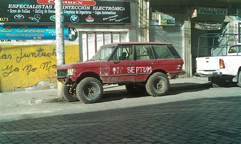 Septa Top the top gear septum road 4x4 travel overland and