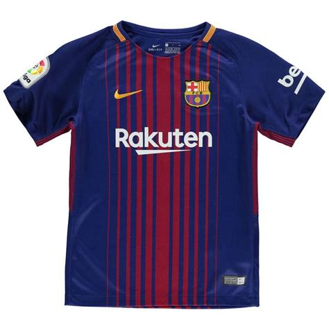 Hjersey Barcelona Home 2018 nike nike barcelona home shirt 2017 2018 junior domestic replica shirts