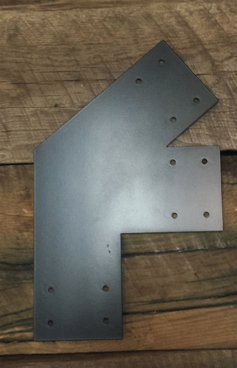 Decorative Post And Beam Hardware by Custom Decorative Metal Brackets