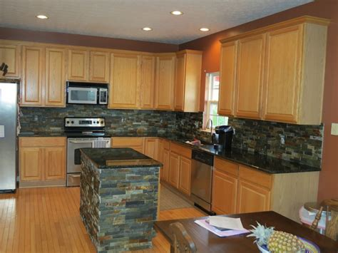 granite countertops kitchen backsplash tile kitchen
