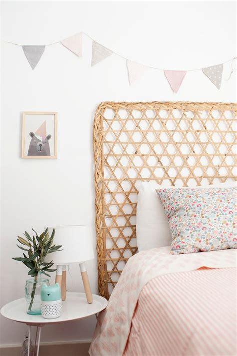 fotos de cabeceros de cama originales de madera de