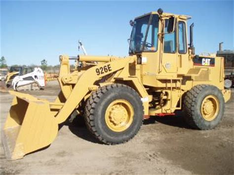 caterpillar 926 926e wheel loader ritchiewiki